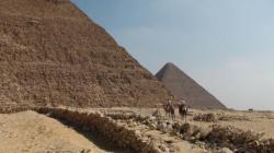 Les pyramides - 2009