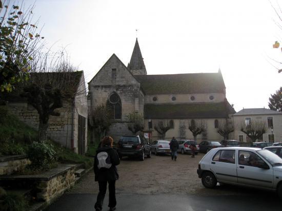 Eglise de Frouville