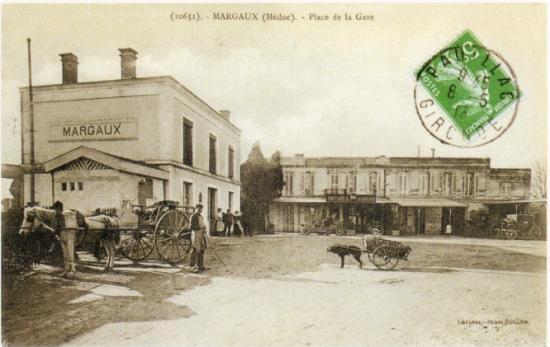 Labenne - café de la gare