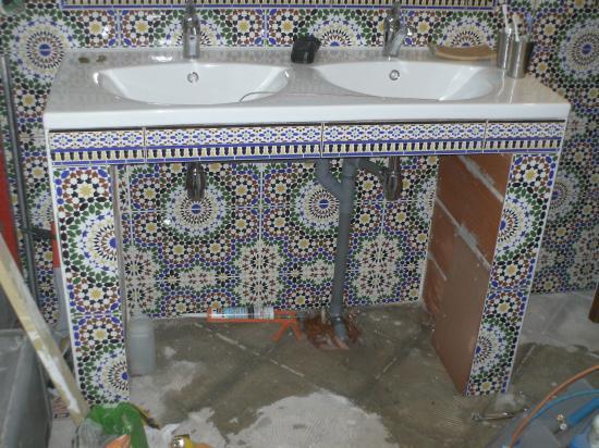 prix meuble salle de bain au maroc