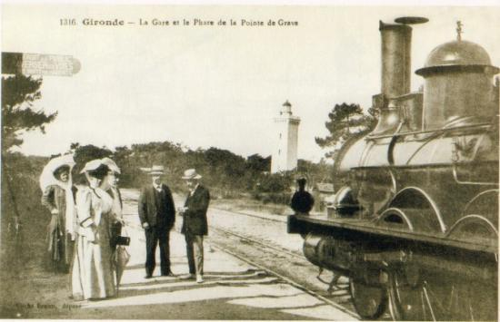 Pointe de Grave et phare