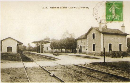 Citon - Cénac