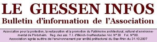 Le Giessen Infos