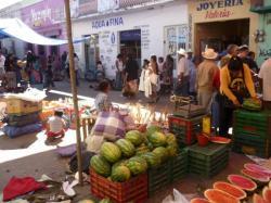 Tlacolula - Mercado