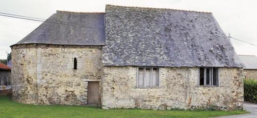 chapelle St Pierre Argentré