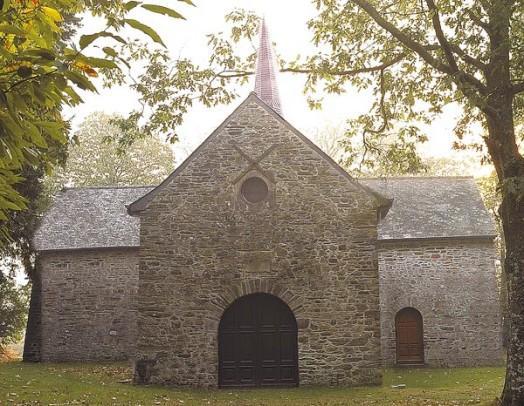 chapelle Notre-Dame Bain