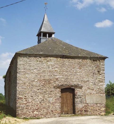 chapelle St-Barthélémy