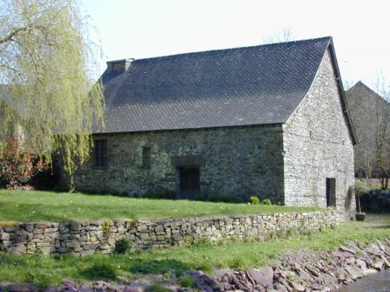 Plélan chapelle StMarc
