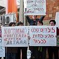 Manifestation des ouvriers de Molitan