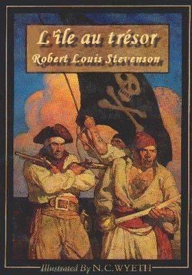 Souvent L'île au trésor, Stevenson - livre audio gratuit à télécharger  JX28