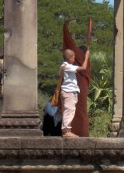 Site d'Angkor, la Cité impériale et religieuse de l'empire khmère