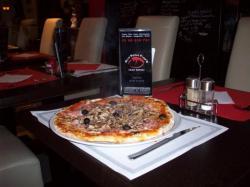 la Pizza reine de Danilo