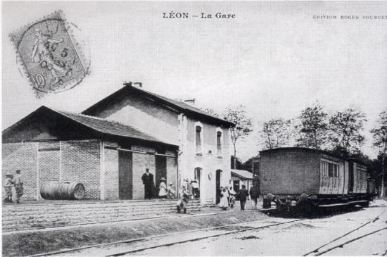 ADf et BDf à Léon