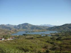 Chiapas - laguna perdida en la selva
