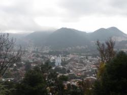 San Cris - Vista desde el templo del Cerrito