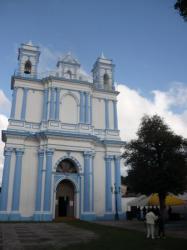 San Cris - Iglesia San Francisco