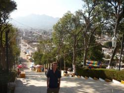 San Cris - Vista desde el templo de Guadalupe