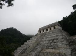Palenque - Tumba de Pakal