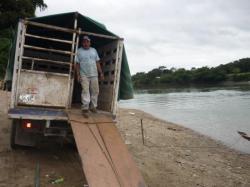 Benemerito - Camion de los contrabandistas
