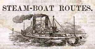 steamboat routes