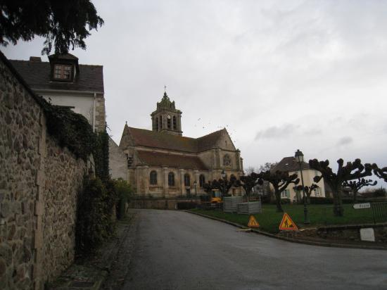 Eglise d'Epiais Rhus