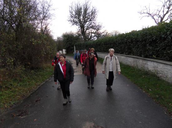 Catherine, Michel, Paula, Michèle