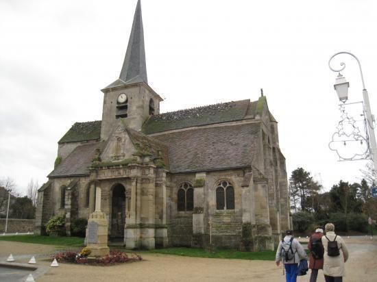 Eglise de Livilliers