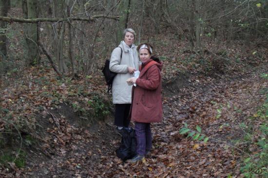 Pause gourmande Michèle et Paula