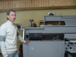 Pascal Masia editeur à Domptin dans l'Aisne
