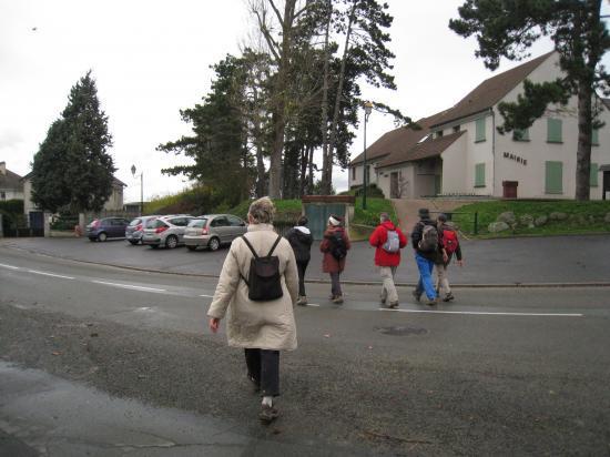 Mairie de Génicourt
