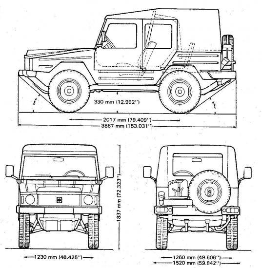 vehicule 4x4 non permanent