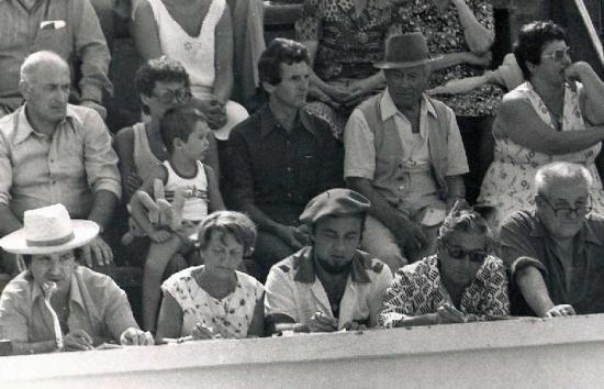 A la Présidence 1977