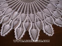 crochet nappe