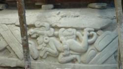 El Mirador - frisa maya