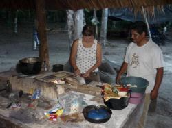 El Mirador - Las tortillas con Gilberto