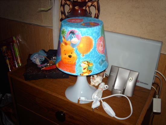 lampe winnie et ses amis