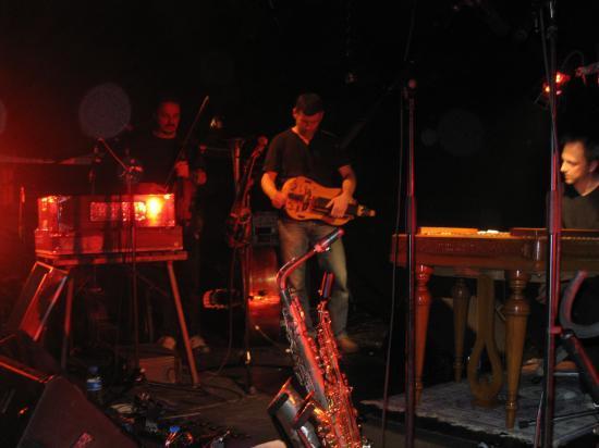 Frédéric et sa vielle à roue