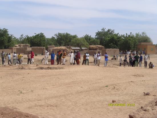 La population de Sikiré