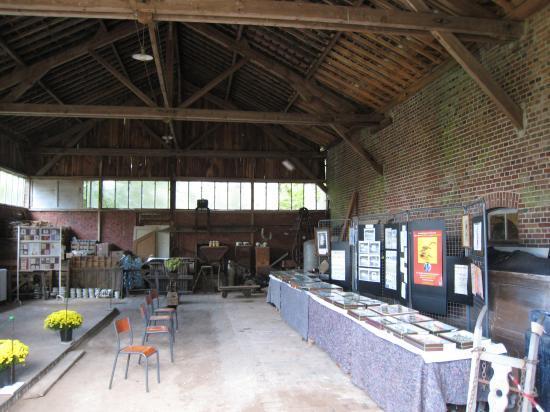 Journées Européennes du Patrimoine au Moulin de Prey en 2009