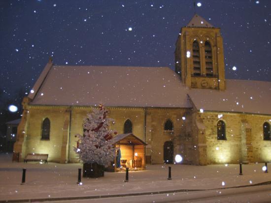 Eglise d'Osny