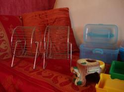 Cages en plexi pour Hamsters ou Souris + Cage Aquarium + Accessoires DSC01723