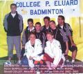 Badminton - 2003 - 3ème à TOURS