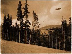 Cave Junction, Oregon 1927 ovni ufo