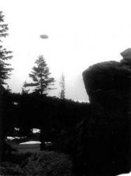 Czaplinek, Poland 1947  ovni ufo