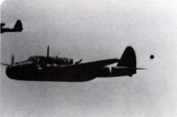 ovni ufo JAPAN SEA 1943