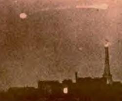 1953 Paris Eiffel Tower, France