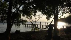 El Paraiso - Hamaca, playa y atardecer