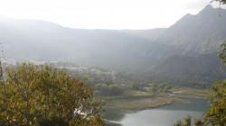 San Juan La Laguna - Vista sobre la ciudad