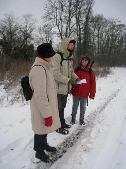 Michèle, Serge, Marcelle
