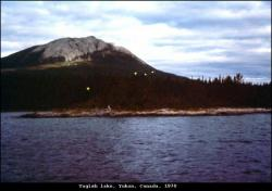 1970 Tagish Lake, Yukon, Canadá